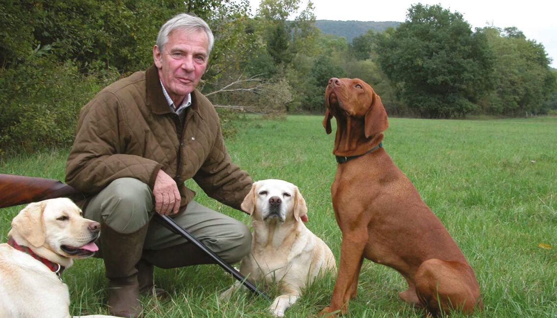 Gilbert de Turckheim - Gilbert de Turckheim, langjähriger FACE-Präsident, ist verstorben! - © privat