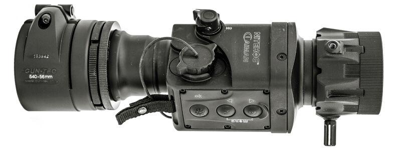 Nitehog TIR-M50 Caiman - © Martin Grasberger