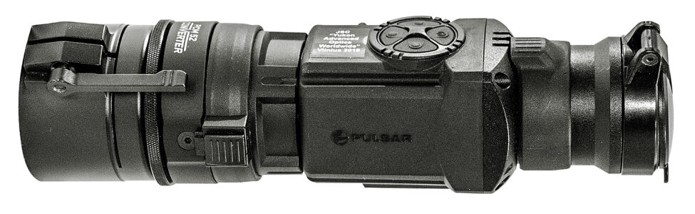Pulsar Core FXQ50 BW - © Martin Grasberger