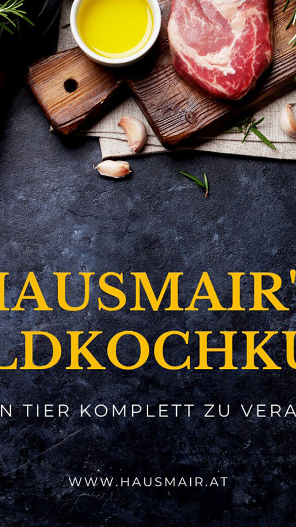 Hausmair's Wildkochkurs