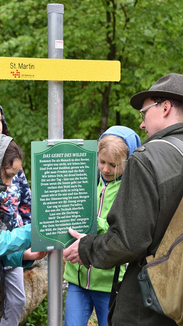 Jagdpädagogen vermitteln Pro-Jagd-Argumente - © Jagd Österreich