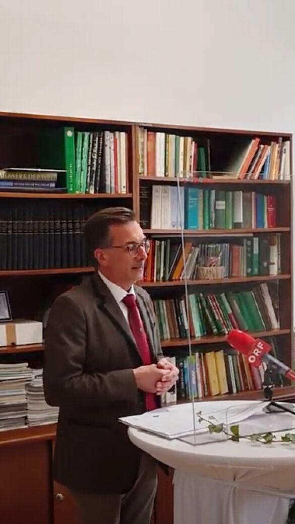 Pressekonferenz des Bgld. Landesjagdverbandes - © Burgenländischer Landesjagdverband