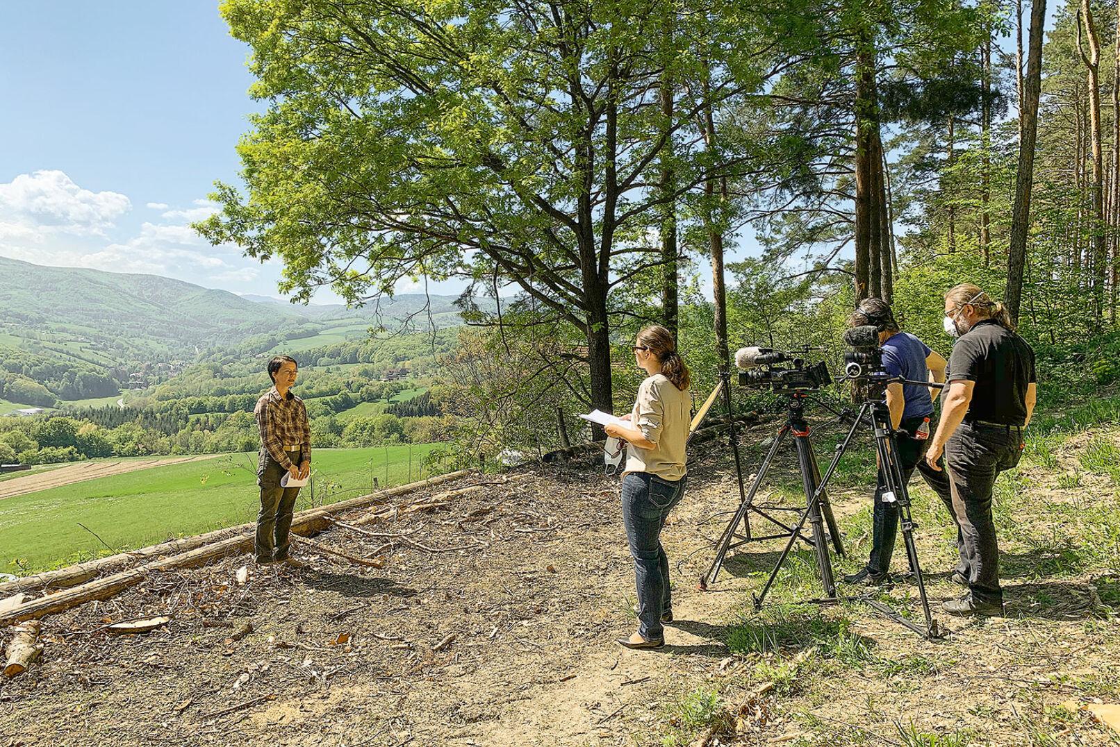 Der NÖ Jagdverband hat eine Videoreihe zum Thema Wildbret-Direktvermarktung gedreht.
