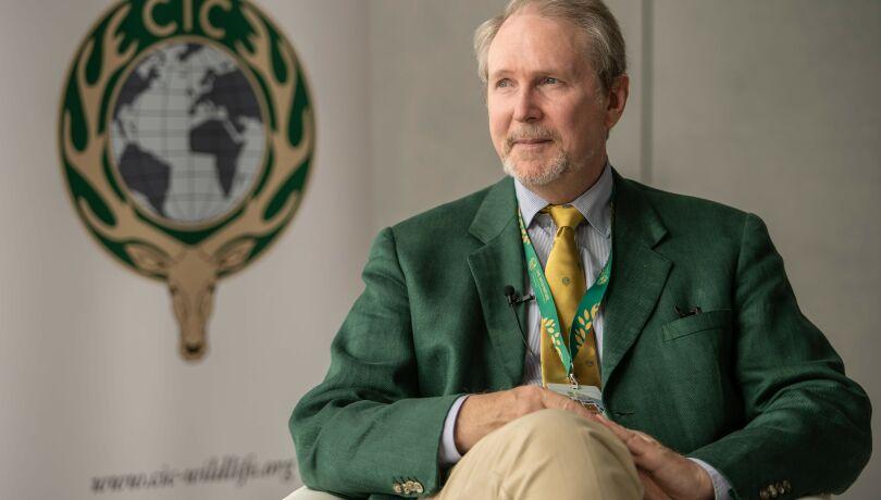 Philipp Harmer neuer CIC-Präsident