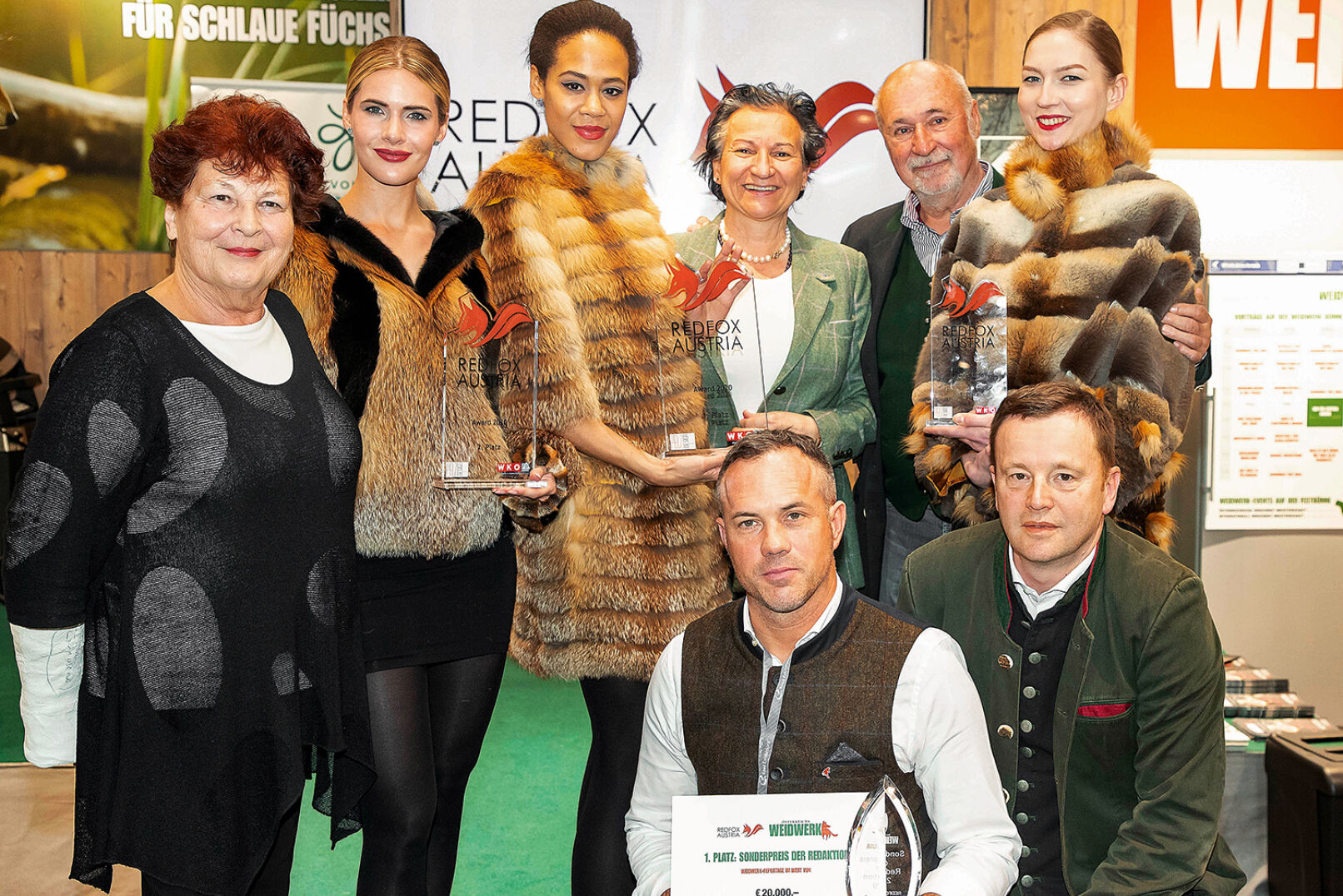 Red-Fox-Austria-Award 2020 - © Reed Messe/Kolarik
