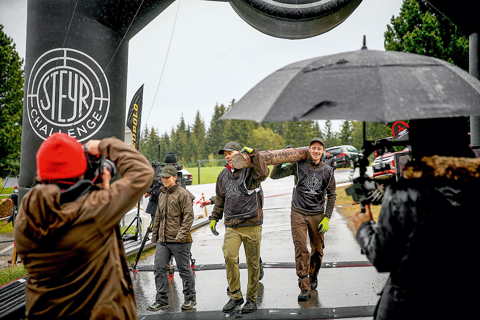 Team WEIDWERK ist im Ziel! - © Peter Rigaud