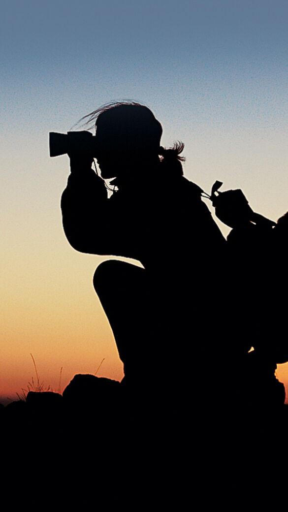 Jägerin bekommt Morddrohungen (Symbolfoto) - © Karl-Heinz Volkmar