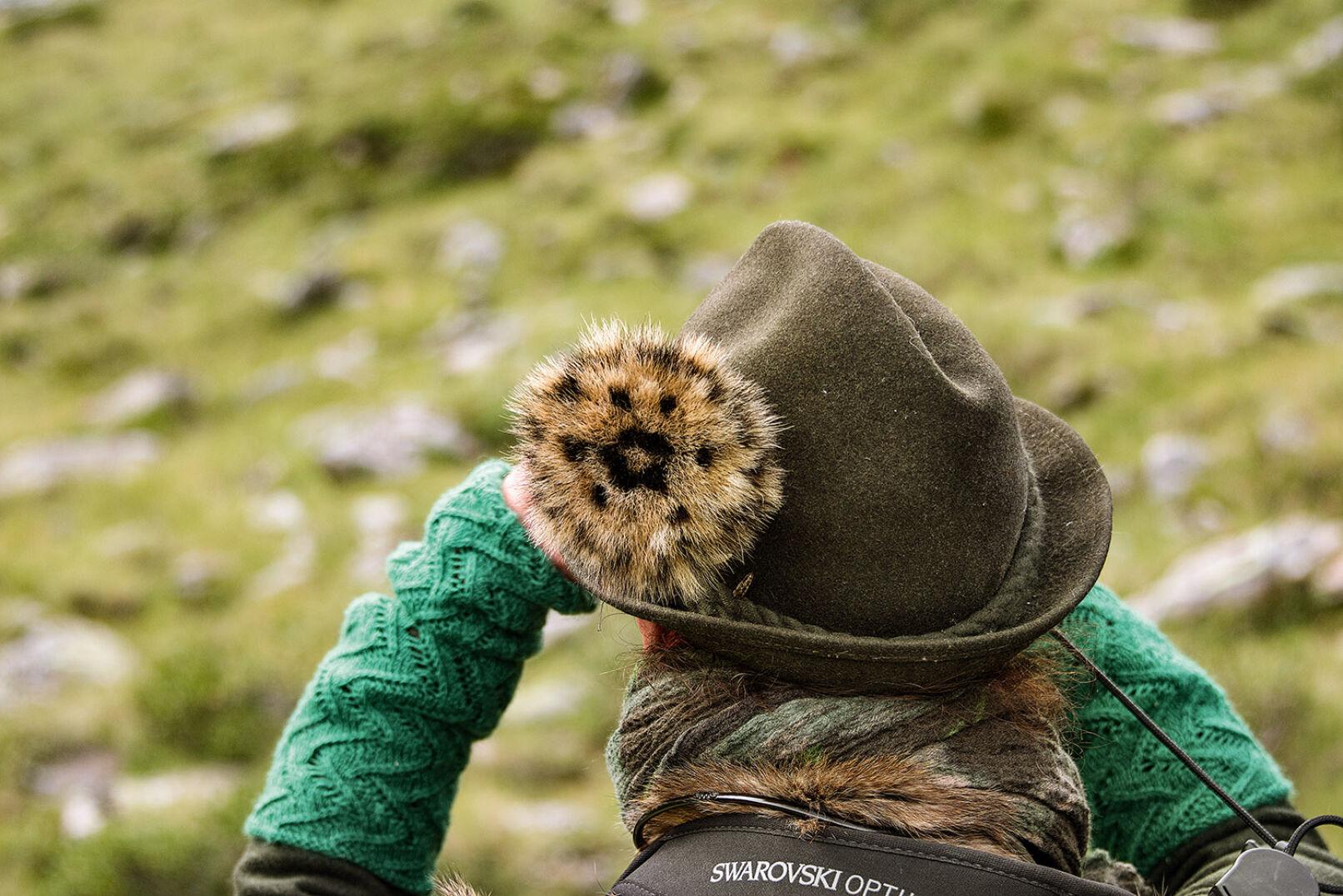 Jagd auf die Murmelen - © Oliver Deck