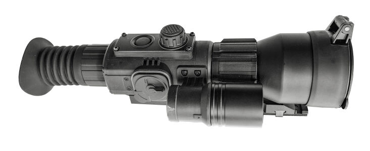 Kopie von Yukon Digital Riflescope Sightline N475 Weaver. - © Oliver Deck