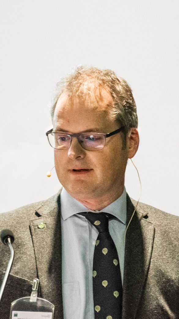 Prof. Dr. Klaus Hackländer wird neuer Vorstand - © Oliver Deck